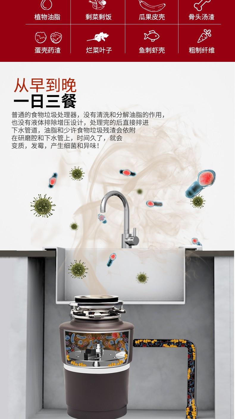 食物垃圾处理器KL-750S(图5)