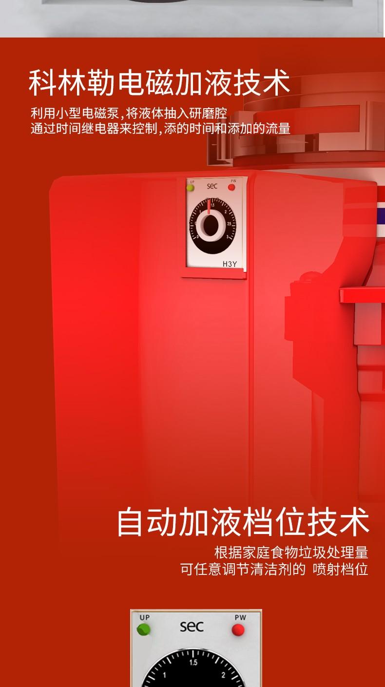 食物垃圾处理器KL-750S(图6)