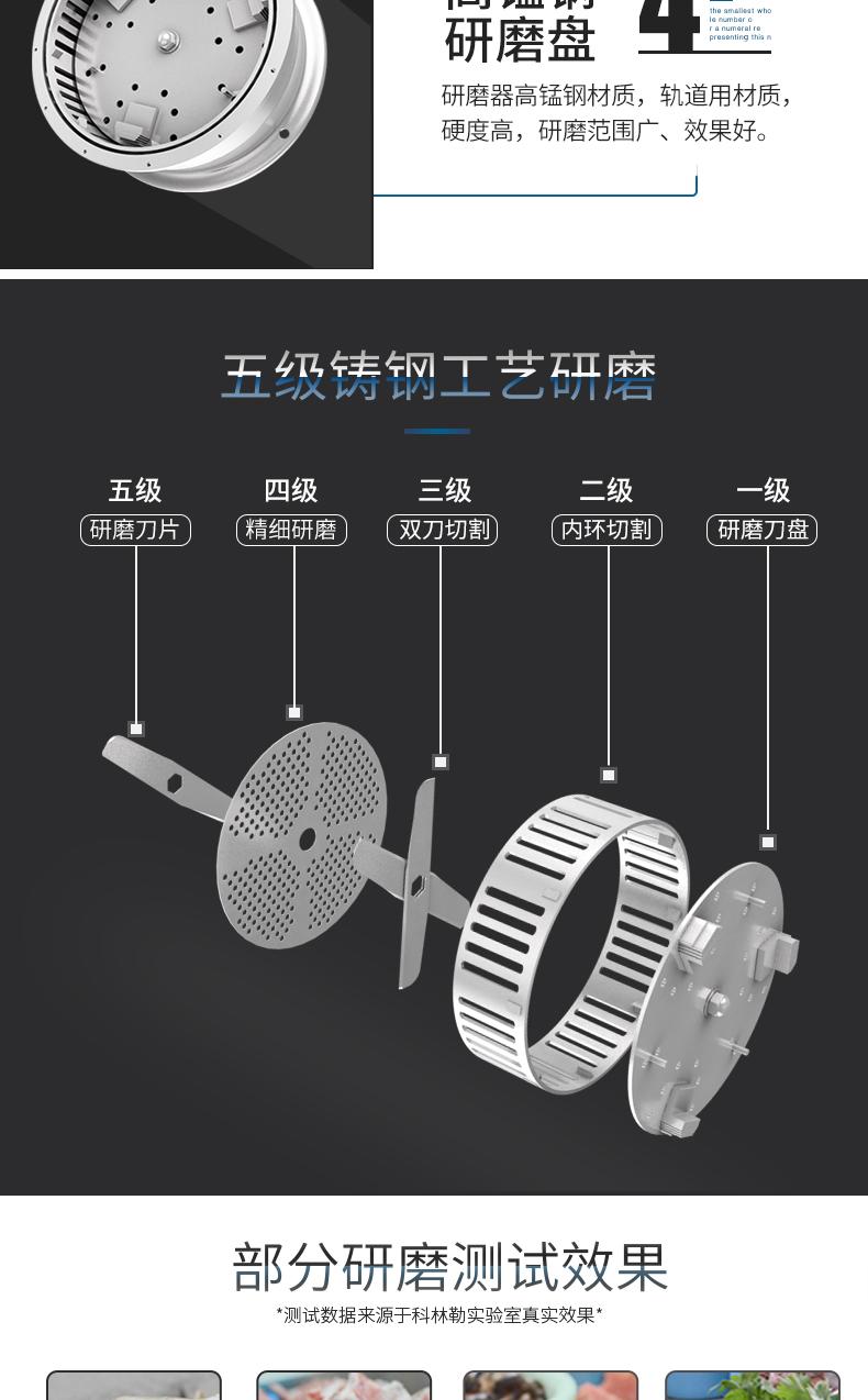 食物垃圾处理器KL-3000X(图7)