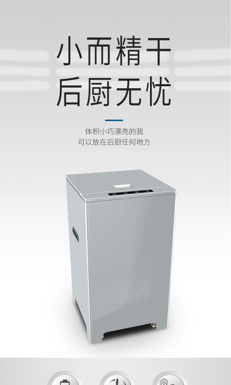 科林勒食物垃圾处理器KL-1500X(图1)